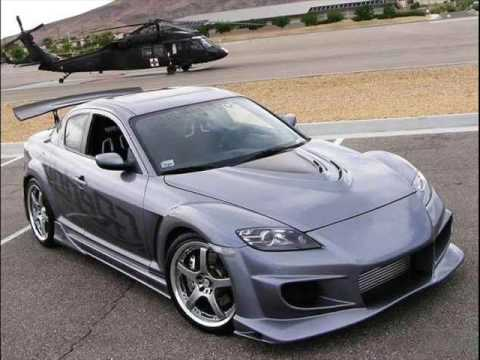 Mazda RX 8 Tuning Music Videos