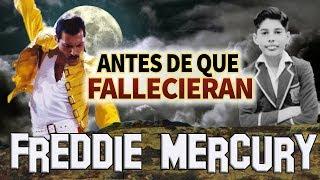 FREDDIE MERCURY - Antes De Que Fallecieran - BIOGRAFIA