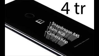 Bom tấn BPhone 3: camera kép, tràn viền, giá từ 4 triệu