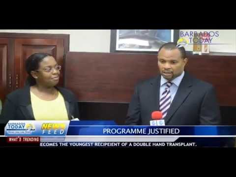 BARBADOS TODAY AFTERNOON UPDATE - July 29, 2015