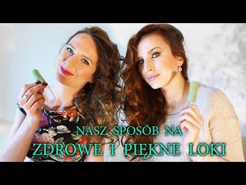 Zdrowe Loki Bez Użycia Ciepła • Nasz Sposób • Naturalna Metoda Kręcenia Włosów