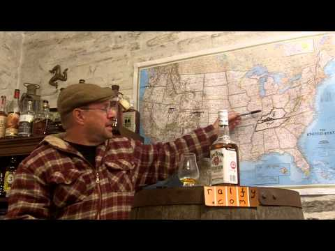whisky review 387 - Introducing bourbons & Jim Beam Straight