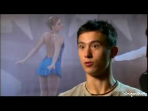 ☆ 20090911 Interview: Patrick Chan & Joannie Rochette (Media Day At HP Camp, French)