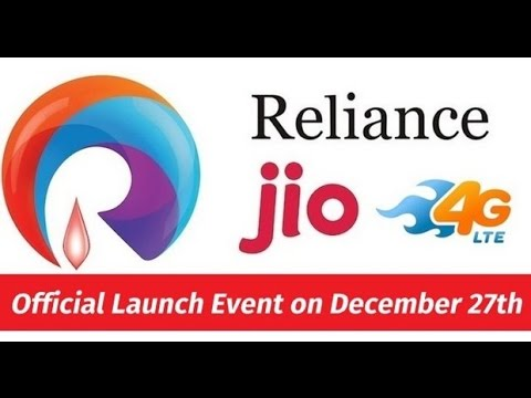 Aaj Tak Live Hindi News Today Of Reliance Jio Launch.