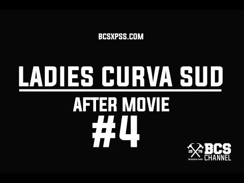 Brigata Curva Sud: AFTER MOVIE ANNIVERSARY LCS #4