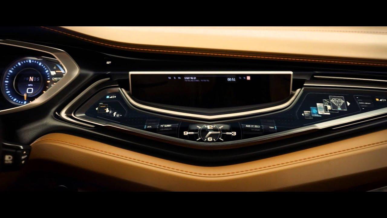2017 Cadillac Elmiraj Price >> ELMIRAJ INTERIOR interior - YouTube