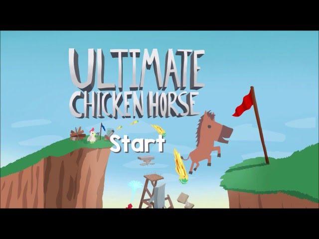 Руководство запуска: Ultimate Chicken Horse по сети