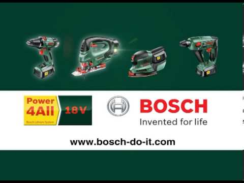 Identikit bosch bumper