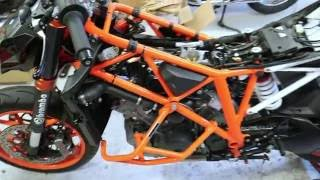 Install quickshifter on KTM 1290 Superduke R without power commander