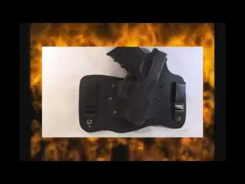 FoxX Holsters IWB Leather and Kydex Hybrid Holster