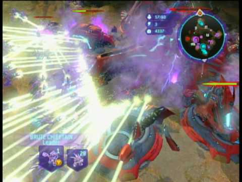halo wars scarab. Halo Wars: Terrifying death beams