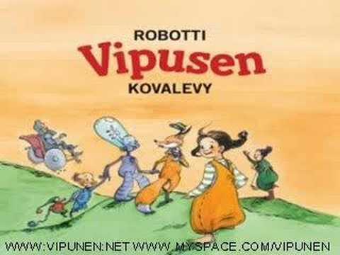 Robotti Vipunen - Dodo-sorsa