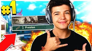 STARTING FROM LEVEL 1... | Preston to Commander #1 (CoD: WW2)