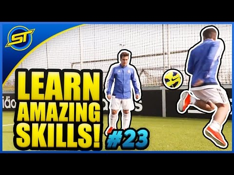 Learn Amazing FOOTBALL FREESTYLE Skill Tutorial! ★