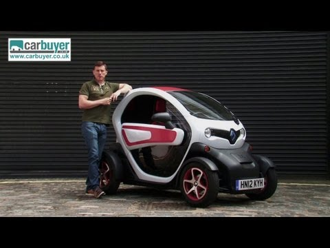 Renault Twizy review - CarBuyer