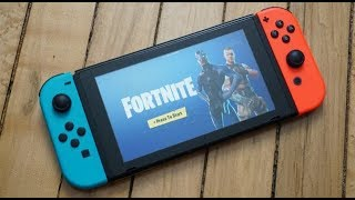 Winning! (Kinda) (Not Really) (Is This Clickbait?) (Fortnite for Switch With Friends)