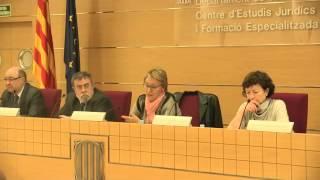 Bones pràctiques lingüístiques a la justícia. Maria Josep Feliu