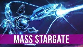 StarCraft 2: Beating Mass Stargate Void Ray & Carrier in Zerg vs Protoss! (Zerg Tutorial)