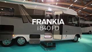 Frankia I 840 FD, årsmodell 2018.