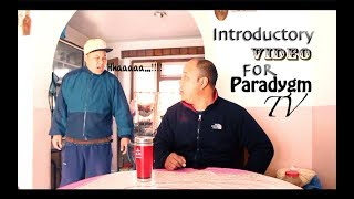 || introductory video for paradygmtv ||