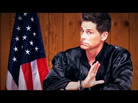 My Roommate Smells Horrible: Friend Court With Rob Lowe