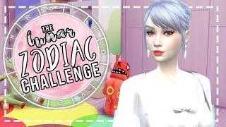 | Lunar Zodiac Challenge | Twin Makeover | Ep: 8