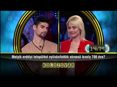 """Fehérvári Gábor Alfréd """"Freddie"""" a Maradj talpon! 700. adásában"""