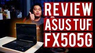 Asus TUF FX505G Lulus Ujian Ketenteraan!