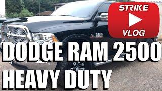 Dodge Ram 2500 Heavy Duty 2016 - STRIKE VLOG 012