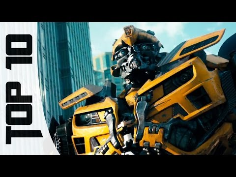 Top 10 Scenes | BUMBLEBEE (HD)