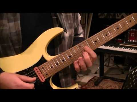 Finger Eleven - Paralyzer - Guitar Lesson by Mike...
