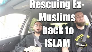 Rescuing Ex-Muslims: Why some Muslims Drop Out of Islam?