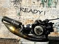 Minarelli 50cc 2 stroke: Cylinder/Crankcase porting   Engine is Ready
