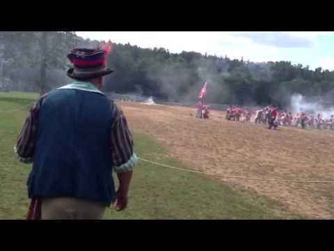 Fort William -1812 reenactment