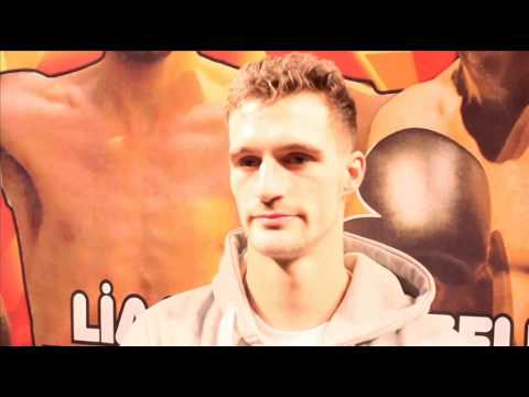 Matthew Ryan talks next fight on Black Flash Promo show Jan 31