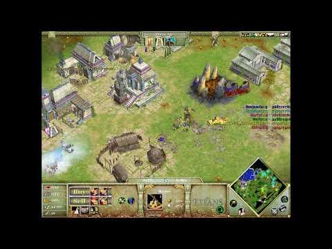 ►Age Of Mythology The Titans Expansion