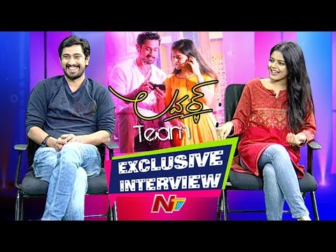 Lover Movie Team Exclusive Interview | Raj Tarun | Riddhi Kumar | NTV
