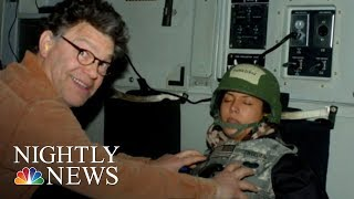 Sen. Al Franken Accused Of Sexual Misconduct | NBC Nightly News