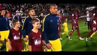 Mbappe plays, goals and dribbles / with music from twenty one pilots @@@