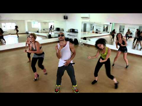Dança Kuduro -  Coreografia Legal !!! video