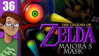 Let's Play The Legend of Zelda: Majora's Mask Part 36 (Patreon Chosen Game)