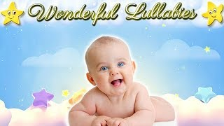 2 Hours Soft Calming Baby Lullaby ♥ Best Musicbox Bedtime Sleep Music ♫ Good Night Sweet Dreams