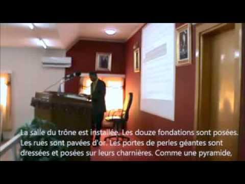 PASTEUR SOTHER EXPOSANT L'IMPOSTURE DE KACOU PHILIPPE