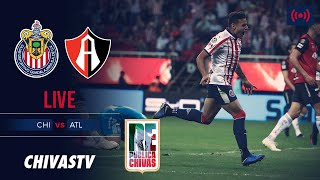 LIVE from REPÚBLICA CHIVAS: Chivas vs. Atlas | Week 9 | LigaMX | CHIVASTV | ENGLISH