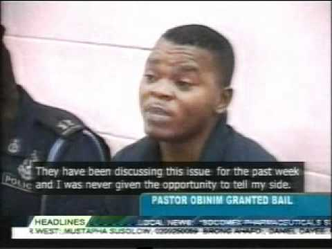 Shameful Bishop Daniel Obinim granted bail after sexual excpaed with pastors wife - Ghana Religion