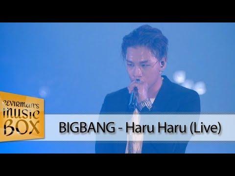 BIGBANG - Haru Haru (Live) (Türkçe Altyazılı/Karaoke) [Çevirman's-Box]