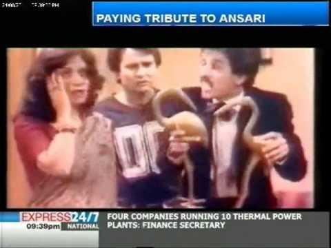 Jamshed Ansari: Remembering a legend