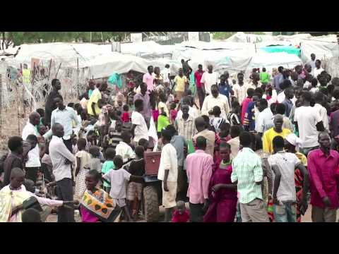 South Sudan's Refugees Help Yet to Come