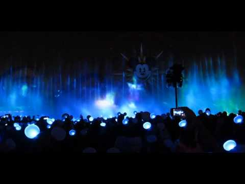 The Wonderful World of Color - Glowing Ears!