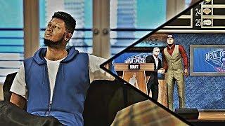 NBA 2K14 PS4 MyCAREER: NBA Personality Test & The NBA Draft!!